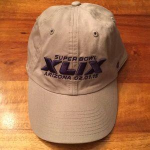 Super Bowl XLIX cap